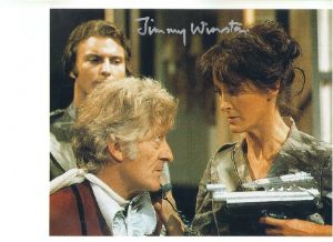 Jimmy Winston Doctor Who & Small Faces #3